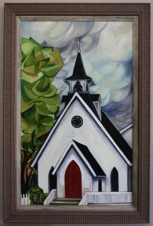 Re Door Church