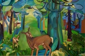 Traz and Suzi's Forest Paradise