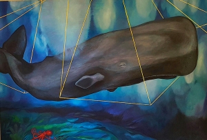 Whale and Sacred Geometry